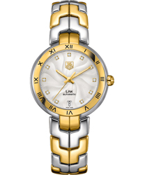 Tag Heuer Link Ladies Watch Model WAT2350.BB0957
