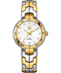 Tag Heuer Link Ladies Watch Model WAT2351.BB0957