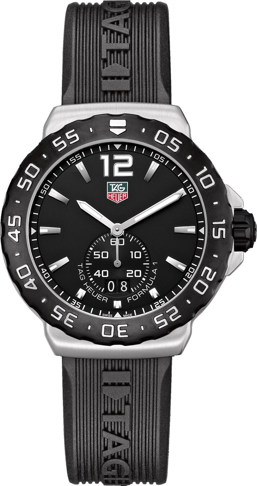 tag heuer formula 1 grande date 42mm men s watch model wau1110 ft6024 tag heuer formula 1 grande date 42mm men s watch