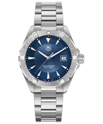 Tag Heuer Aquaracer Mens Watch Model WAY1112.BA0910