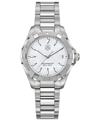 Tag Heuer Aquaracer Ladies Watch Model WAY1312.BA0915