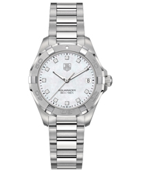 f03bafb4f8c7b Tag Heuer Aquaracer 32mm Ladies Watch Model  WAY1353.BD0917