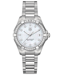 Tag Heuer Aquaracer Ladies Watch Model WAY1314.BA0915