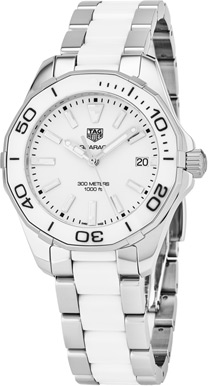 Tag Heuer 300 Aquaracer Ladies Watch Model WAY131B.BA0914