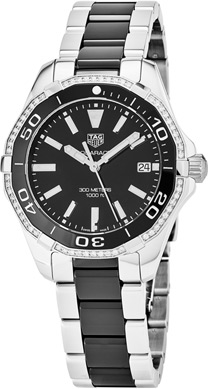 Tag Heuer Aquaracer Ladies Watch Model WAY131G.BA0913