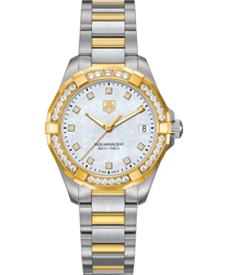 Tag Heuer Aquaracer Ladies Watch Model WAY1353.BD0917