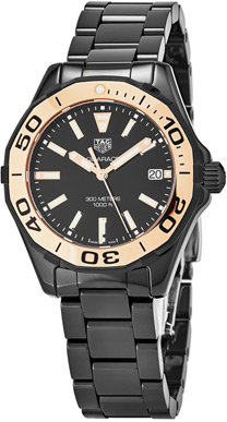 Tag Heuer Aquaracer Ladies Watch Model WAY1355.BH0716
