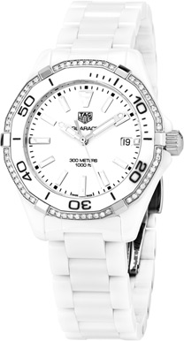 Tag Heuer Aquaracer Ladies Watch Model: WAY1396.BH0717