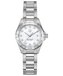 Tag Heuer Aquaracer Ladies Watch Model WAY1413.BA0920