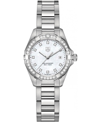 Tag Heuer Aquaracer Ladies Watch Model WAY1414.BA0920