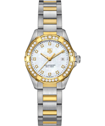 Tag Heuer Aquaracer Ladies Watch Model WAY1453.BD0922