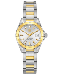 Tag Heuer Aquaracer Ladies Watch Model WAY1455.BD0922