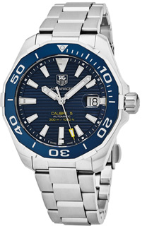 Tag Heuer 300 Aquaracer Men's Watch Model WAY201B.BA0927