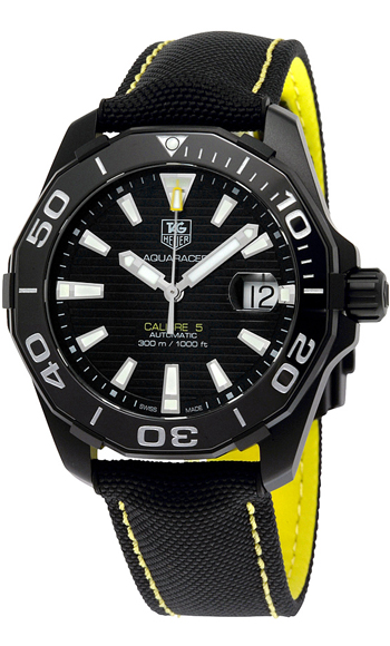 tag heuer aquaracer calibre s manual