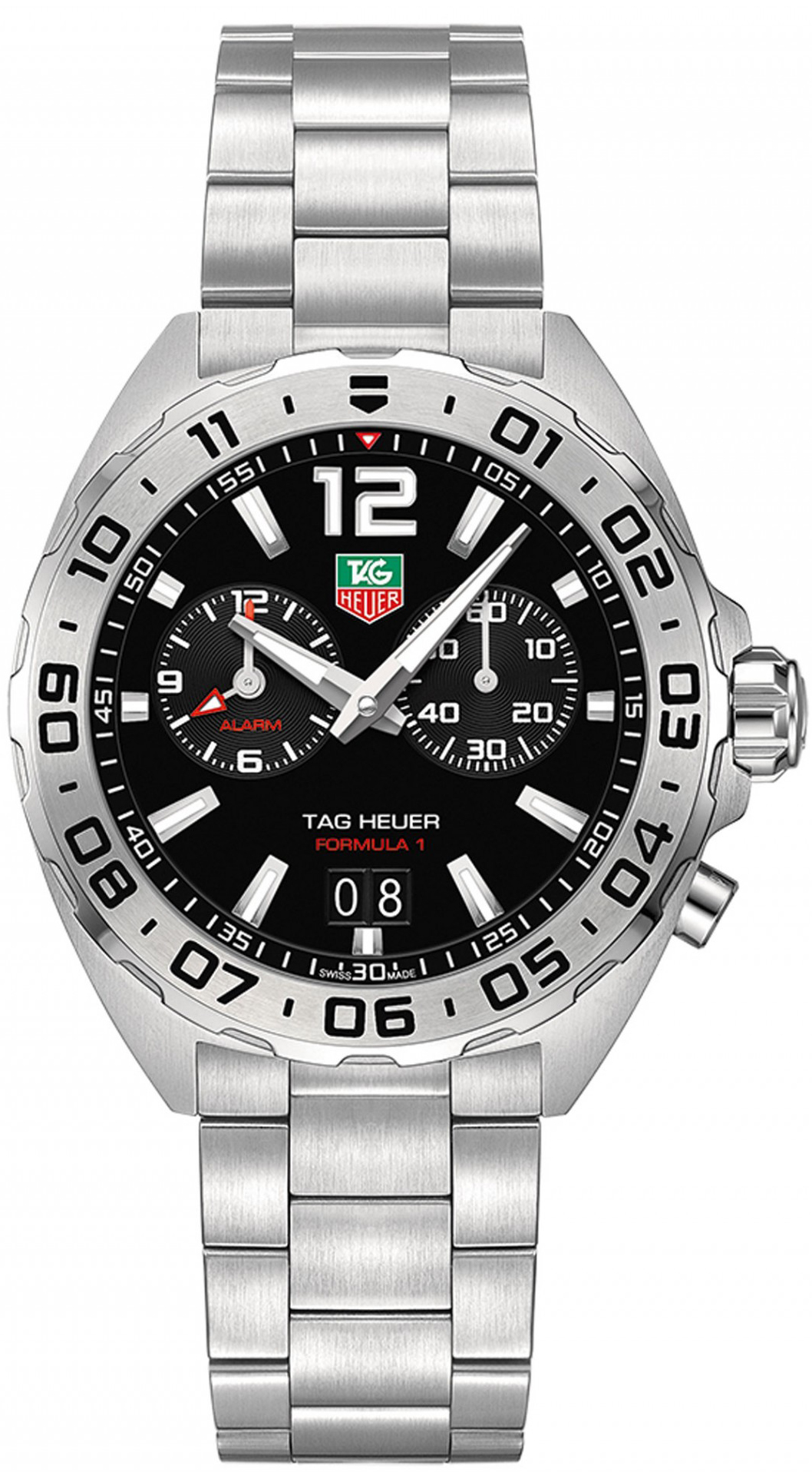 tag heuer formula 1 men 39 s watch model waz111a ba0875. Black Bedroom Furniture Sets. Home Design Ideas
