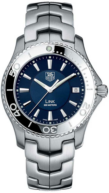 Tag Heuer Link Men's Watch Model WJ1112.BA0570