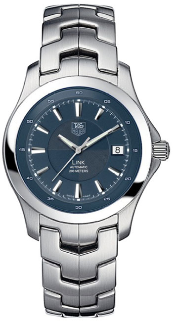 Tag Heuer Link Automatic Mens Wristwatch Model: WJF2112.BA0570