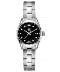 Tag Heuer Carrera Ladies Watch Model WV1410.BA0793