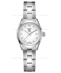 Tag Heuer Carrera Ladies Watch Model WV1411.BA0793