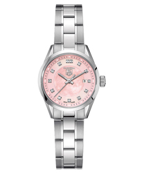 Tag Heuer Carrera Ladies Watch Model WV1417.BA0793