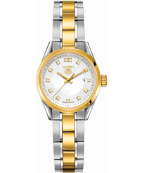 Tag Heuer Carrera Ladies Watch Model WV1450.BD0797