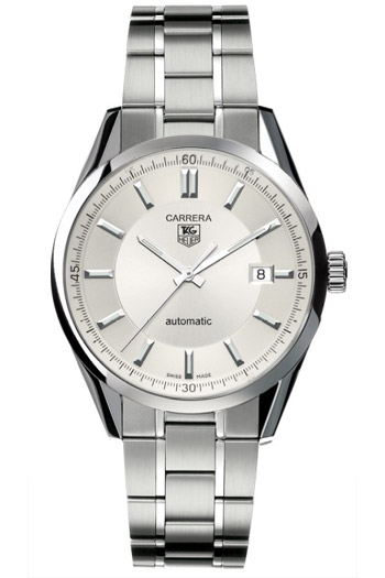 Tag Heuer Carrera Mens Wristwatch Model: WV211A.BA0787