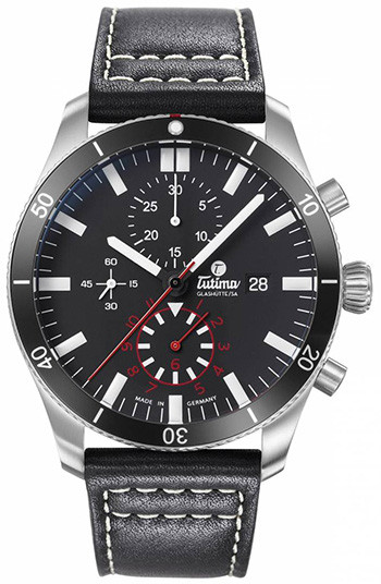 Tutima Grand Flieger Men's Watch Model 6401-01