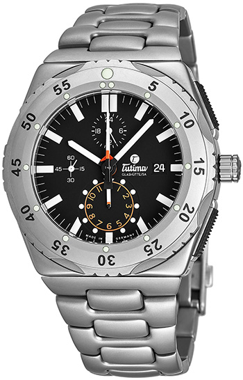 Tutima M2 Pioneer Men's Watch Model 6451-03