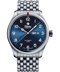 Tutima Grand Flieger Men's Watch Model 6102-06