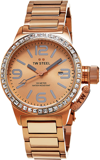 TW Steel Canteen Ladies Watch Model TW305