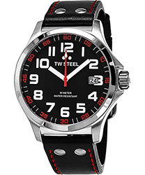 TW Steel Pilot Men's Watch Model: TW410