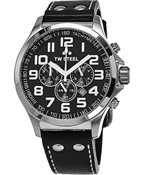 TW Steel Pilot Men's Watch Model: TW412