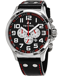 TW Steel Pilot Men's Watch Model TW415