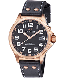 TW Steel Pilot Men's Watch Model: TW416