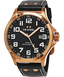 TW Steel Canteen Men's Watch Model TW417