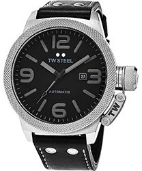 TW Steel Canteen Men's Watch Model TWA201