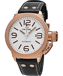 TW Steel Canteen Men's Watch Model TWA960