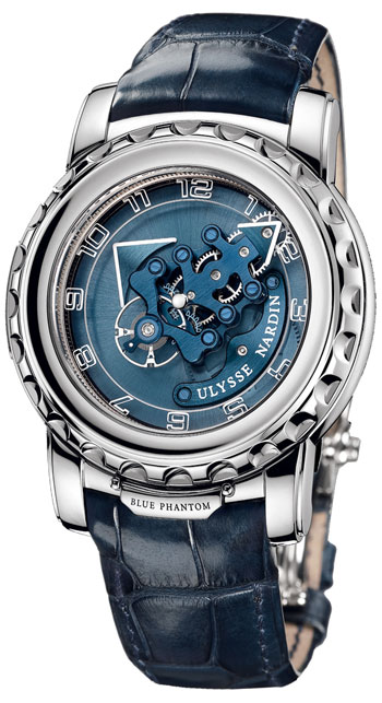 Ulysse Nardin Freak Men's Watch Model 020-81