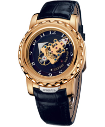 Ulysse Nardin Freak   Model: 026-88