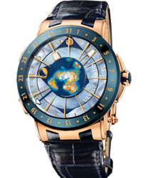 Ulysse Nardin Moonstruck Mens Wristwatch