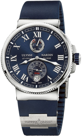 Ulysse Nardin Marine Chronometer Men's Watch Model 1183-126-3.43
