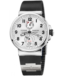 Ulysse Nardin Marine Chronometer Manufacture Men's Watch Model 1183-126-3.61
