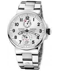 Ulysse Nardin Marine Chronometer Men's Watch Model 1183-126-7M.61