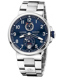 Ulysse Nardin Marine Chronometer Men's Watch Model 1183-126-7M.63