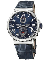 Ulysse Nardin Marine Chronometer Men's Watch Model 1183-126.43