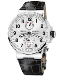 Ulysse Nardin Marine Chronometer Manufacture Men's Watch Model 1183-126.61