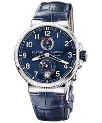 Ulysse Nardin Marine Chronometer Men's Watch Model 1183-126.63
