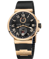 Ulysse Nardin Marine Chronometer Manufacture   Model: 1186-126-3.42