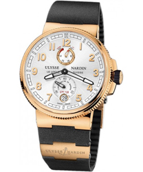 Ulysse Nardin Marine Chronometer Men's Watch Model 1186-126-3.61