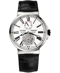 Ulysse Nardin Marine Tourbillon Men's Watch Model: 1283-181/E0